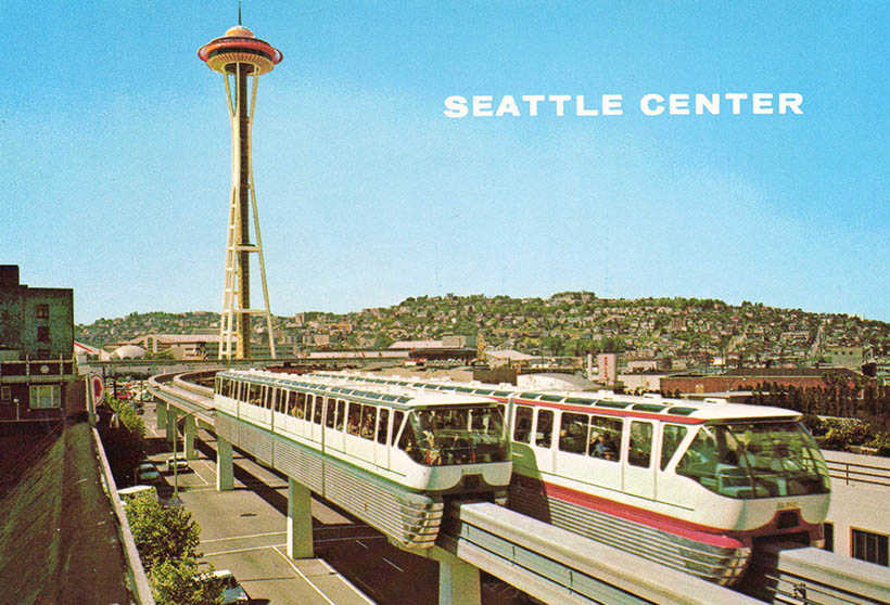 Century 21 Exposition Seattle