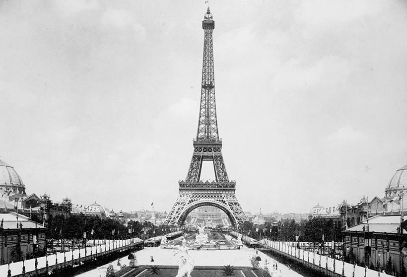 Exposition universelle de 1889 Paris