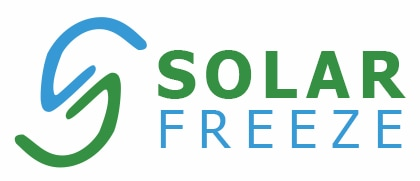 Solar Freeze logo