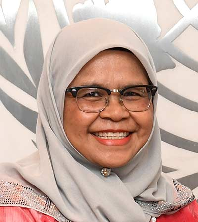 Maimunah Mohd Sharif | Expo talks Speaker