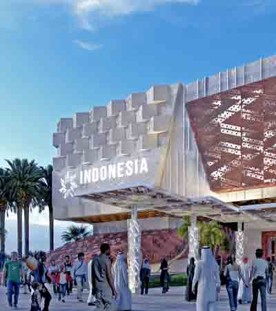 Indonesia Pavilion - Expo 2020 Dubai